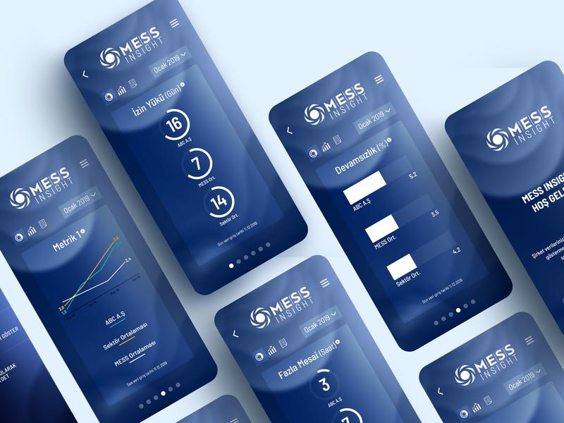 Insight Mobile App Design