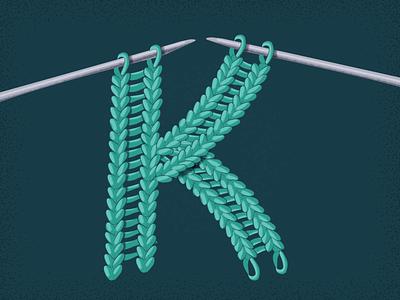 36daysoftype Challenge Day 11 knitted illustration digital knit alphabets alphabet typography knitting illustrations illustrator 36daysoftype2020 alphabet typedesign typography illustration design illustration art illustration 36daysoftype07 36daysoftype06 36daysoftype05 36daysoftype04 36daysoftype