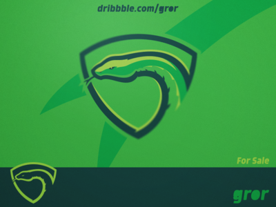 Snake Logo python cobra viper shield snakes snake head for sale mascot sport esport logo design logoground logo gror