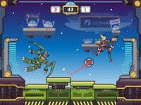 Cyber Soccer Screenshot
