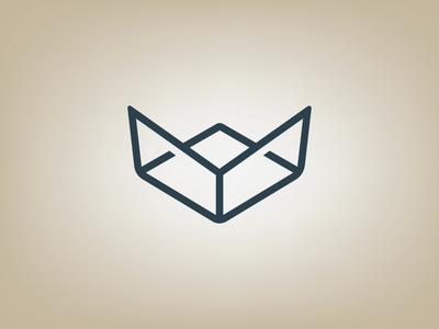 Crown vector crown illustrator flat design icon branding logo