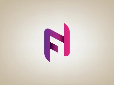 df monogram illustrator design monogram logo design vector logo icon