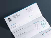 Clean Resume Vol. 7 - Word and Indesign Cv Template