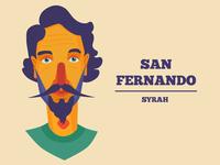 San Fernando Illustration