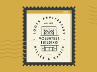 Volunteer Building concept