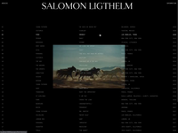 Salomon Ligthelm — 002 smooth animation curve javascript ease portfolio image hover interaction smooth animation motion ui
