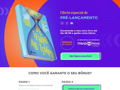 E-book page design