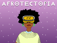 VR character illustration