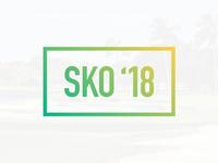 SKO '18 BRANDING