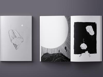 Floating Stones | monocolor book