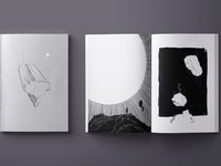 Floating Stones | monocolor book