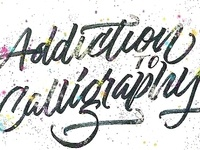 Graffiti Inspired Brush Script