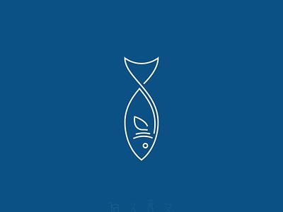 Fish Icon/Line Art texas houston fish symbol line art iconography icons icon