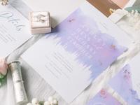 Wedding Invitation Suite Pt.2