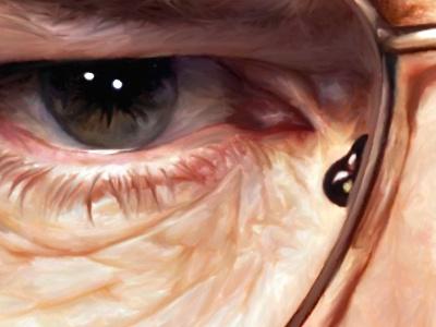 Breaking Bad - Walter White painting art realistic eyes photoshop vector illustration avatar wallpaper print breaking bad walter white bryan cranston digital painting jesse pinkman