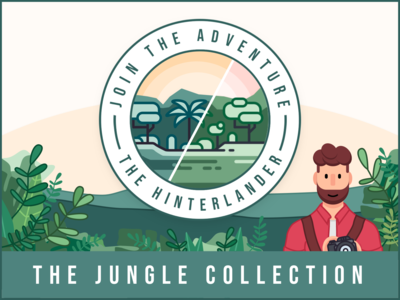 The Jungle Collection - Lightroom Presets