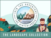 The Landscape Collection - Lightroom Presets