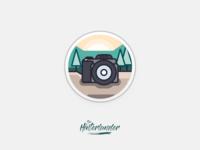 Camera Icon - The Hinterlander