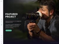 Design Portfolio Website - Josh Overton