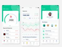 MoneyGoals - Part.2 - UI Concept