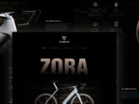 Zora Concept design ux ui trek zora concept website