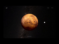 Nasa solar system experience