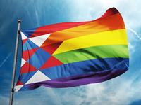Serbian Pride Flag