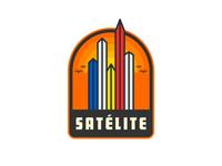 Ciudad Satélite Badge