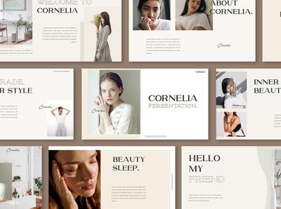 Cornelia - PowerPoint Template