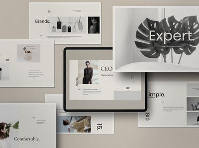 Expert - minimal Powerpoint
