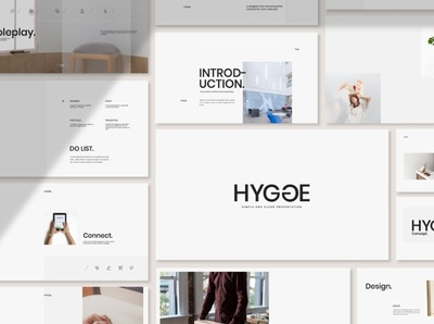 HYGGE - Minimalism Powerpoint concept development web development web design website professional simple creative business clean minimal modern powerpoint templates powerpoint design powerpoint presentation powerpoint template template powerpoint minimalism minimalist