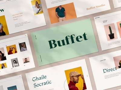 Buffet Keynote web design website corporate multipurpose brochure style minimalist professional creative presentation business clean minimal modern template keynote templates keynote design keynote presentation keynote template keynote