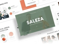 Saleza Marketing Powerpoint clean modern template design powerpoint presentation powerpoint templates powerpoint template powerpoint design powerpoint agency concept development web development web design website marketing templates marketing campaign marketing agency marketing template marketing