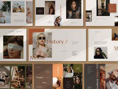 History Powerpoint Template agency concept development web development web design website powerpoint template professional elegant simple creative presentation business clean minimal modern template design templates template powerpoint
