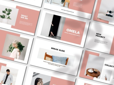 Omela Keynote Template multipurpose development web development web design website corporate elegant presentation business clean minimal modern template design templates keynote templates keynote design keynote presentation keynote template template keynote