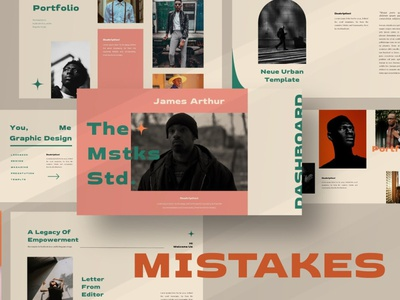 Mistakes Google Slides color minimal modern web designer feature simple agency responsive multipurpose concept development web development web design website corporate presentation template google slide template google slides google slide