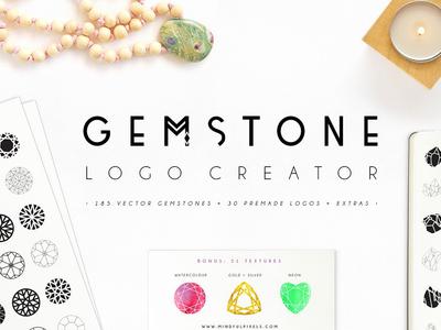 Gemstone Logo Creator