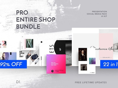 22 in 1 | Entire Shop + Free Updates