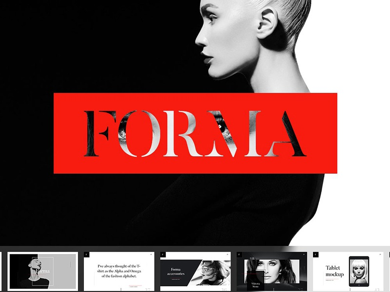 Forma PowerPoint Presentation - FREE Download by Templates