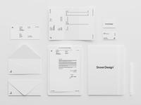 Minimal White Brand Mockup Pack