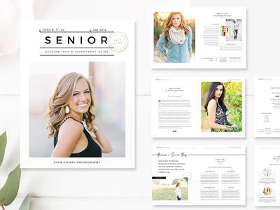INDESIGN Senior Photography Magazine