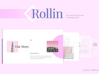 ROLLIN Powerpoint Template
