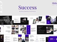 Success - template presentation P+K