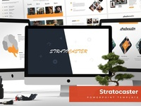 Stratocaster - Powerpoint Template