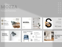 Mozza Furniture Powerpoint