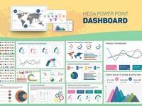Mega PowerPoint Dashboard Creator