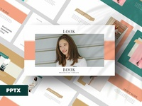 Look Book - Powerpoint Template