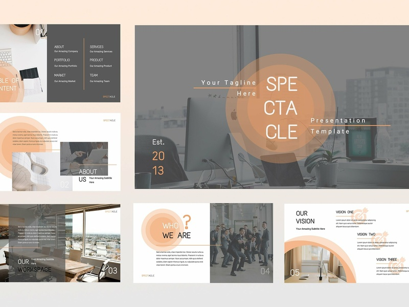 Spectacle Business Powerpoint design corporate professional elegant simple templates creative business minimal clean presentation modern template multipurpose template multipurpose presentation template powerpoint presentation powerpoint template powerpoint multipurpose powerpoint