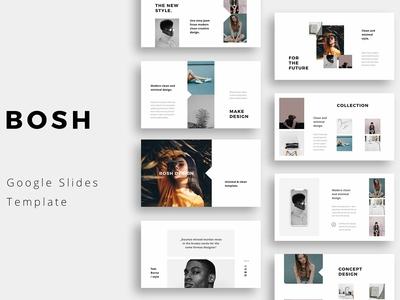 BOSH - Google Slide Template