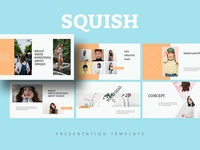 Squish Powerpoint Template